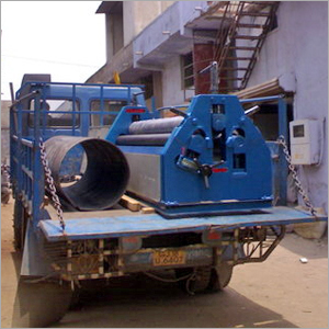 Automatic Plate Bending Machine