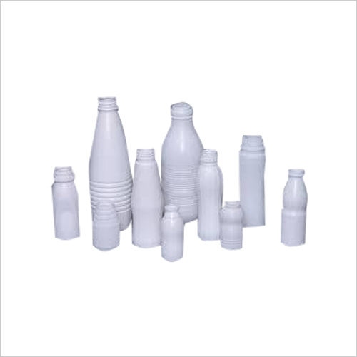 Molded Plastics Bottles