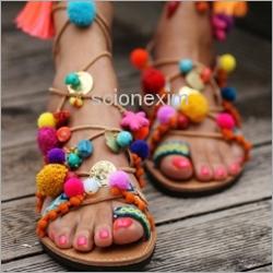 Handmade Gladiator Sandals
