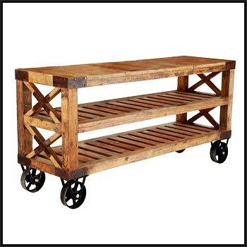 Metal Industrial Furniture