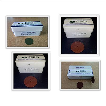 Abrasive Carborendum Discs
