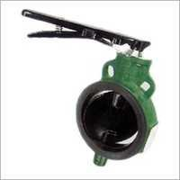 Zoloto Cast Iron Butterfly Valve (water Type)