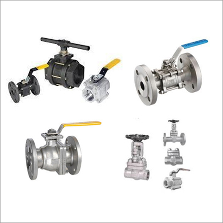 Ball Valve 3Pc Sce End