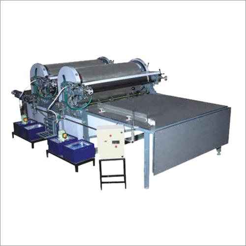 Single & Double Color Flexo Paper Printing Machine