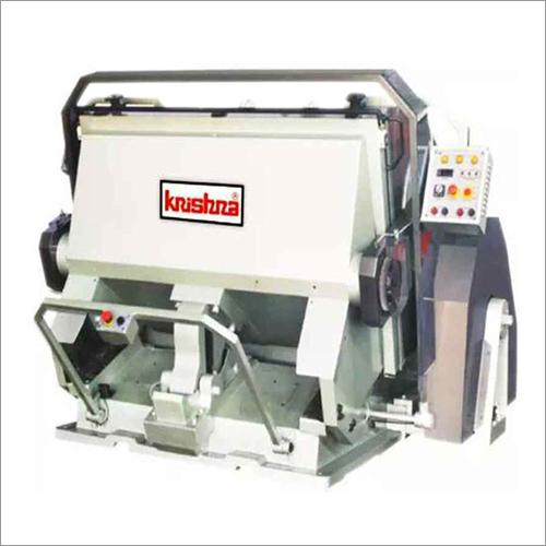 Platen Die Cutting & Creasing Machine