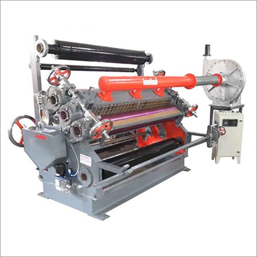 High Speed Fingerless Paper Corrugating Machine