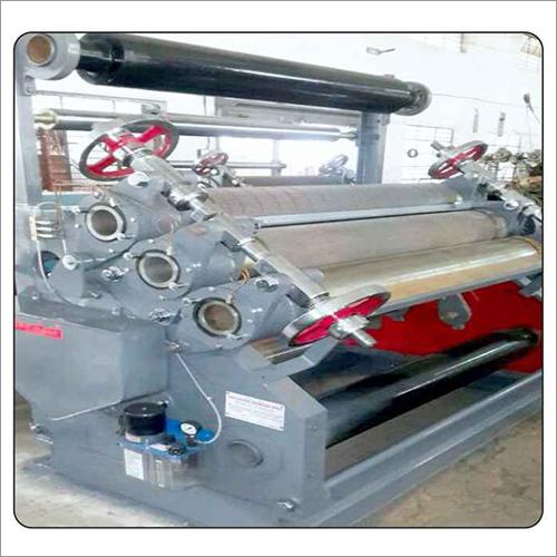 High Speed Oblique Type Paper Corrugating Machine
