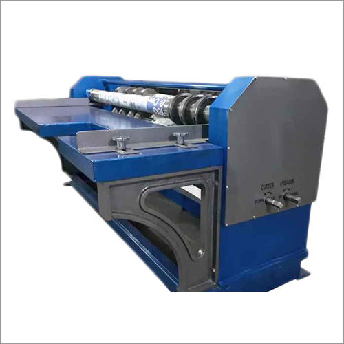 4-Bar Rotary Creasing & Cutting Machine