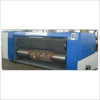 Rotary Die Cutting & Creasing Machine