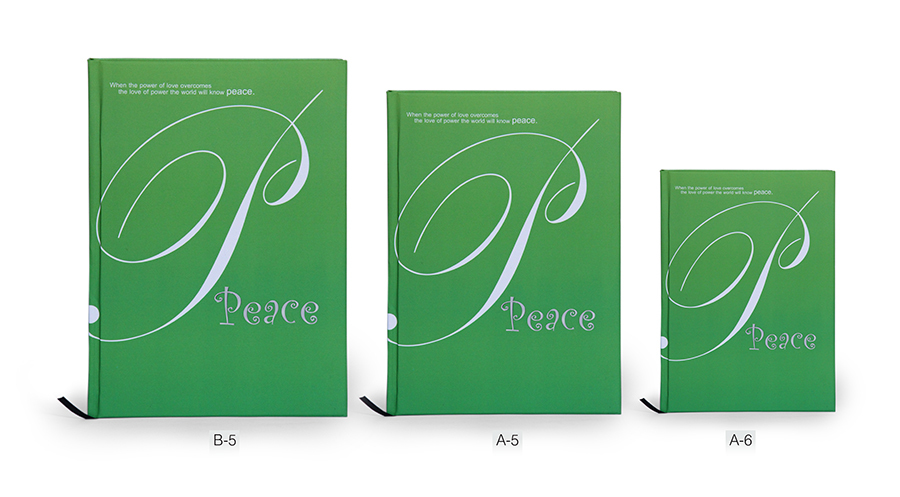 Peace Note Book