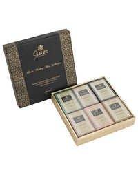 Aster Luxury Bath Soap Gift Box 6x50g