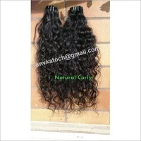 Natural curly extensions,