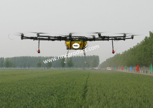 Flying Sprayer