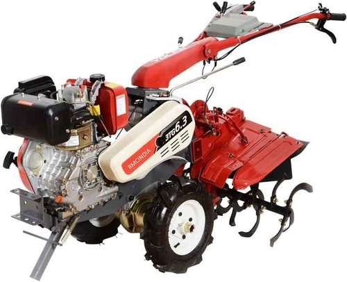 Multi Purpose Power Tiller