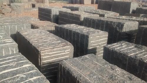 Granite Quarry Blocks