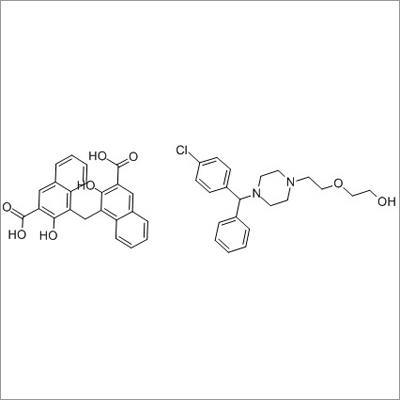 Hydroxyzine Pamoate