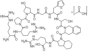 Icatibant acetate