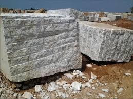 Paradiso Rough Granite Blocks