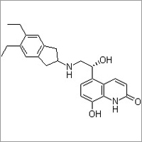 Indacaterol