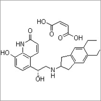 Indacaterol maleate