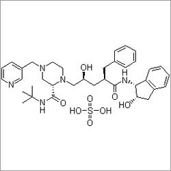 Indinavir sulfate