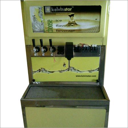 Commercial Soda Machine