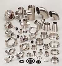 Monel Pipe Tube Fittings
