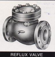 Reflux Valve