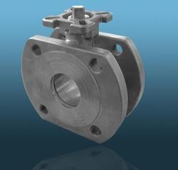 Ball Valve-Wafer Style