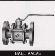 Ball Valve Weldable Ends
