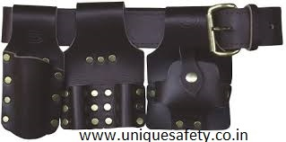 Scaffolding Leather Tool Belt