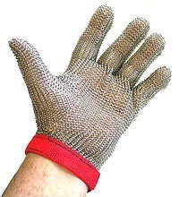 Metal Mesh Gloves