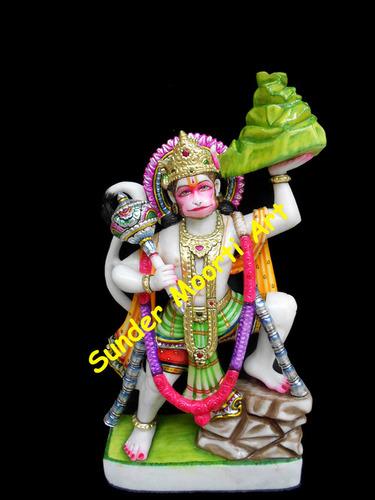 Marble Hanuman JI Statue Manufacturer