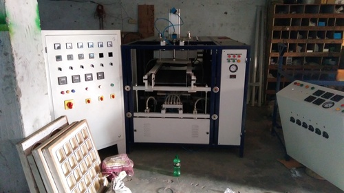 Fully Automatic Vacuume Forming Machine