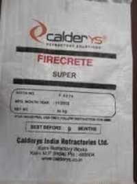 Firecrete Super Castable