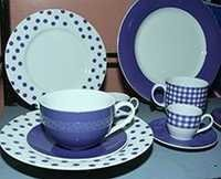 Porcelain Crockery