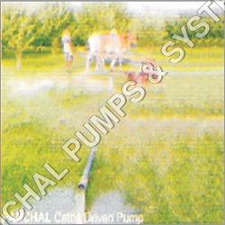 Power Saver Animal Driven Pumps, Animal Pump