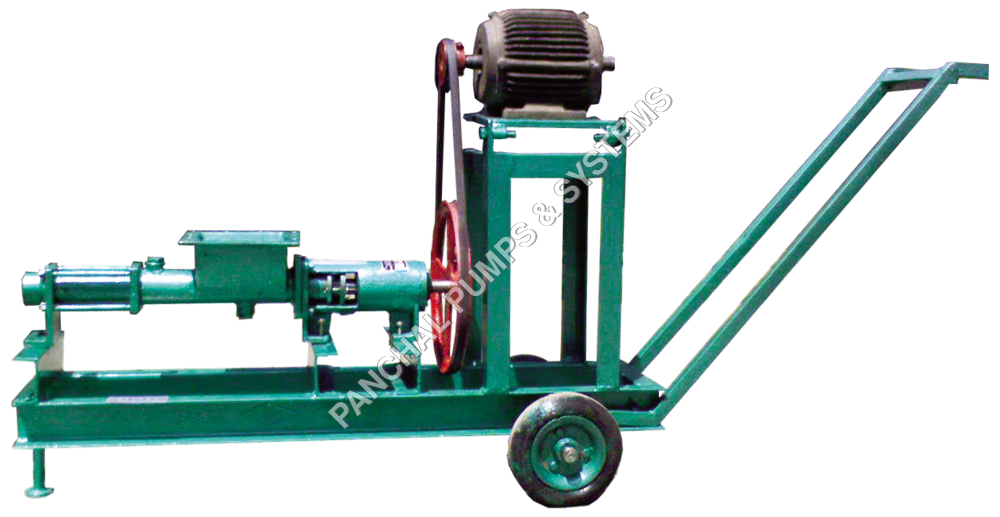 Cattle Feed Pumps