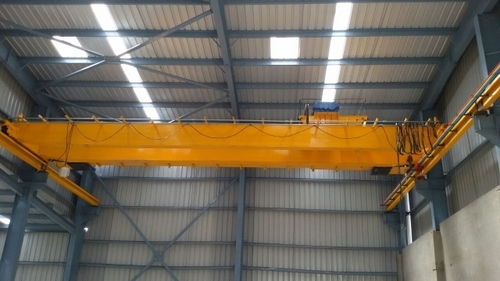 Industrial Double Girder Cranes