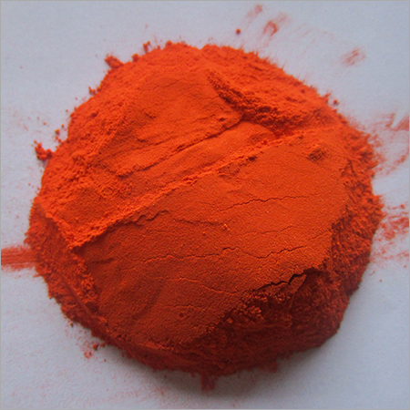 Mercuric Oxide Red