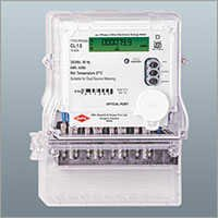 THREE PHASE DUAL SOURCE STATIC ENERGY METER