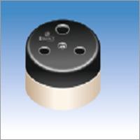 3 pin Procelain Socket