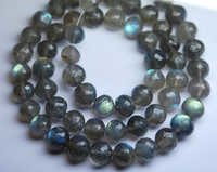 Labradorite Faceted Round