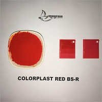 Colorplast Red BS R