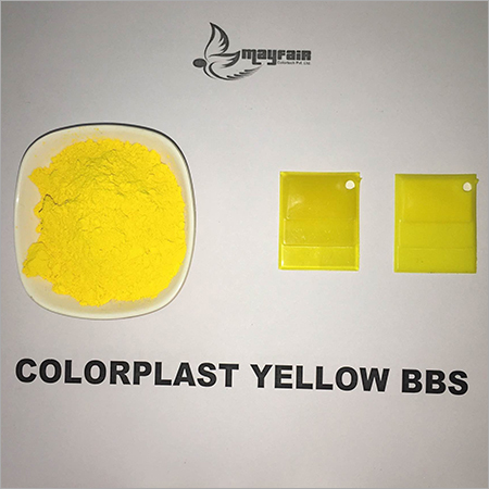 Colorplast Yellow BBS