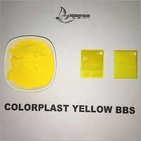 Colorplast Yellow BBS