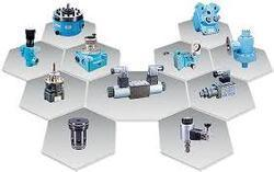 Polyhydron Hydraulic Pump And Valves