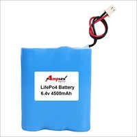 Li-ion Battery Pack 6.4v 4500 mah