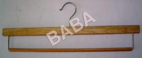 Runner wooden hanger