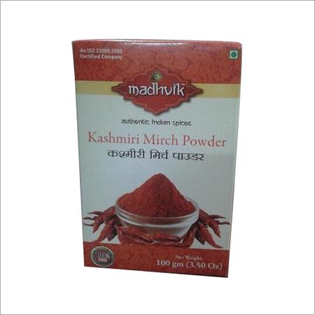 Kashmiri Chilli Powder
